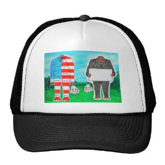 2 big foot H,text & flag in U.S.A. forest,.JPG Cap