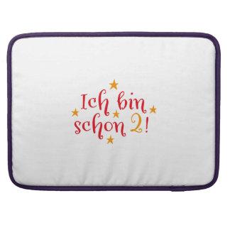 2. Birthday Sleeves For MacBooks