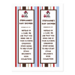 2 Book Marks Nojo Fire Engine