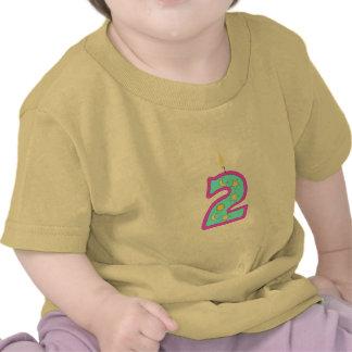 2 (Candle) Tshirt