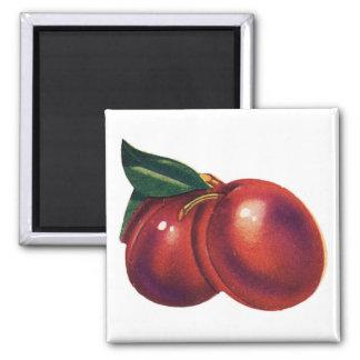 2 Cherries Magnet (Customizable)