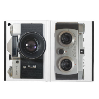 2 Classic Cameras for the Price of One! iPad Air Cover
