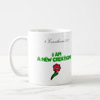 2 Corinthians 5:17 mug
