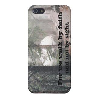 2 Corinthians 5 7 Case For iPhone 5