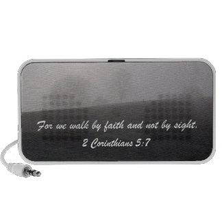 2 Corinthians 5 7 Portable Speaker