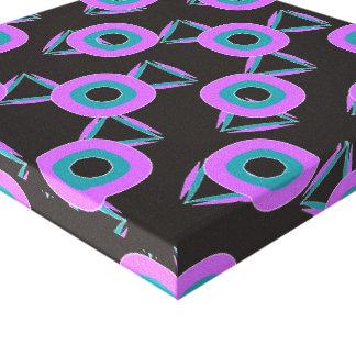 2 design pattern canvas print