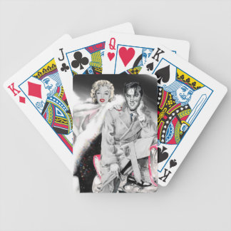2 For The Road Bicycle Playing Cards