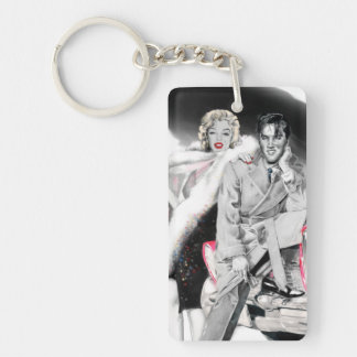 2 For The Road Key Ring