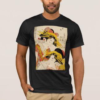 """""""2 Geishas"""" T-shirt"""