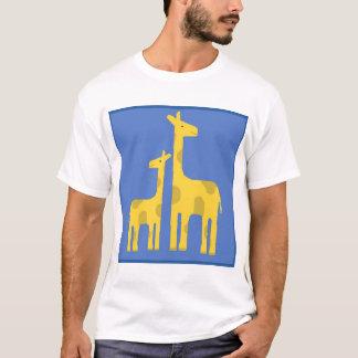 2 Giraffes T-Shirt
