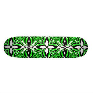 2 Green Alternate Skate Boards