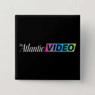 2 Inch Square Atlantic Video Button