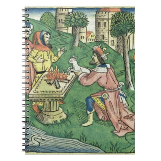 2 Kings 16 9-16 The people of Damascus are taken c Notebook
