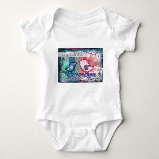 2 little birds- peter & paul baby bodysuit