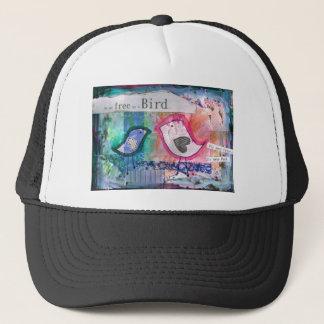 2 little birds- peter & paul trucker hat