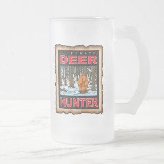 2 MANY HUNTER BEER M200 COFFEE MUGS