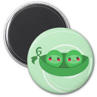 2 PEAS in a POD - magnet