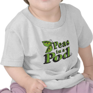 2 Peas in a Pod T-shirts