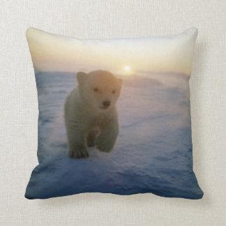 #2-Polar Bear Cub Cushion