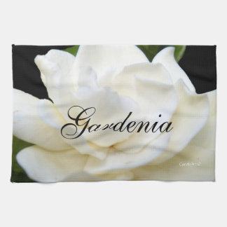 2 Pure White Gardenia Towel