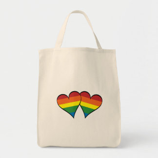 2 Rainbow Hearts