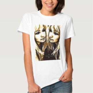 2 - Reflected Magic Gear Tee Shirts