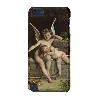 2 retro cupids sitting iPod touch (5th generation) cover