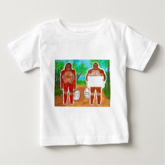 2 Sagittal Yowie, 1 text in outback Au,.JPG Baby T-Shirt