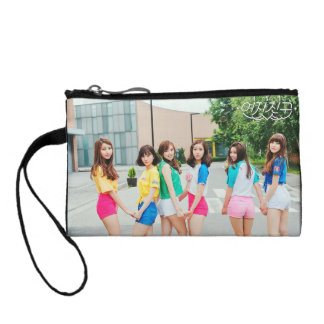2 sided gfriend coin purse