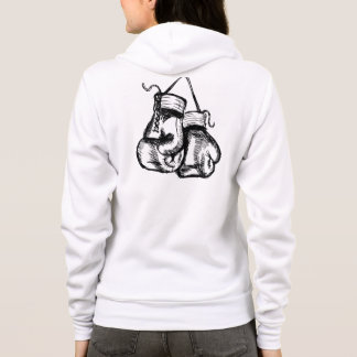 2-Sided #Hope4Dayna / Knock-Out Cancer - Light Hoodie