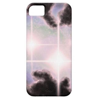 2-Star Nebula iPhone 5 Covers