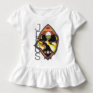 2 Timothy 1-7 For God Toddler T-Shirt