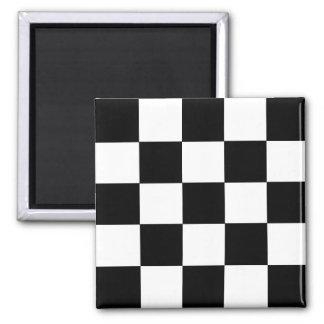 2-Tone Ska Checks Magnet