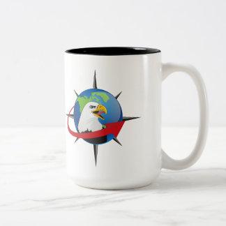 2-Tone Warlord Loop Mug