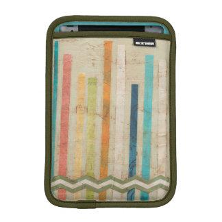 2-Up Paper Fences IV Sleeve For iPad Mini