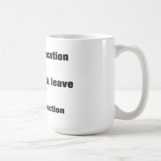 2 Weeks Vacation Mug