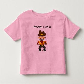 2 year old cowboy shirt