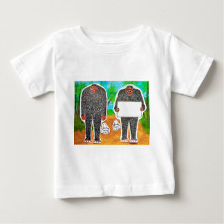 2 Yowie H,text & furry in outback,.JPG Baby T-Shirt