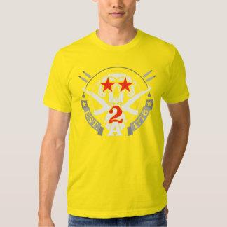 2A (Second Amendment) Est. 1776 Tshirts