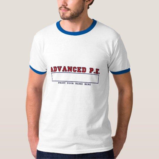 #2ADVANCEDPEprint T-Shirt