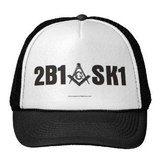 2B1ASK1 - Masonic Trucker Hat