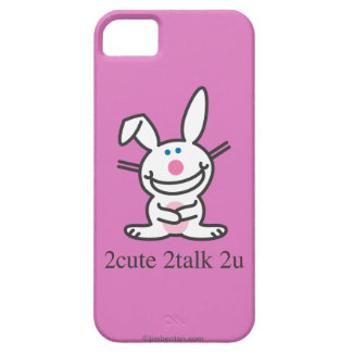 2cute 2talk 2u case for the iPhone 5