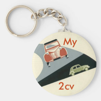 2cv, My Key Ring