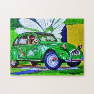 2CV - Photoworks Jean Louis Glineur Jigsaw Puzzle