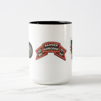 2D BN RANGER 75TH INFANTRY MUG