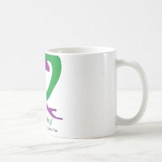 2HH with tag line Vector 200x210.ai Basic White Mug