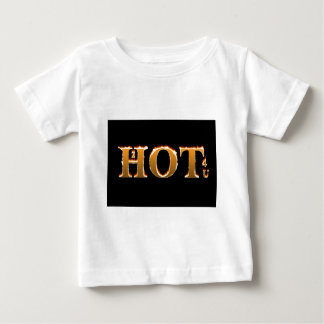 2hot4uFlamingText Baby T-Shirt