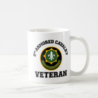 2nd ACR Vet - College Style Classic White Coffee Mug