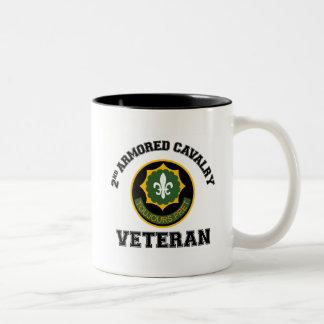 2nd ACR Vet - College Style Mug