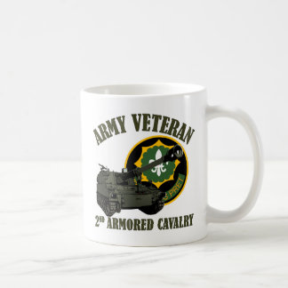 2nd ACR Vet - M109 Howitzer Coffee Mug